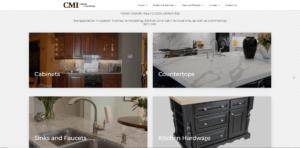 CMI Cabinets and Countertops Tbone Jones
